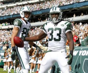 Chris Ivory's 71 yard touchdown run clinched this one for New York.
